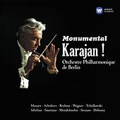 Monumental Karajan ! by Various Artists