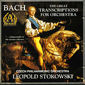 Bach: The Great Transcriptions For Orchestra by Leopold Stokowski