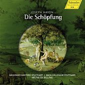 Haydn: Die Schopfung by Christine Schafer