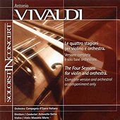 The Four Seasons for Violin and Orchestra by Antonio Vivaldi