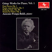 Grieg: Works For Piano, Vol. 1 by Edvard Grieg