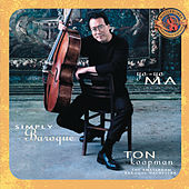 Simply Baroque - Expanded Edition by Yo-Yo Ma