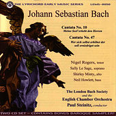 Cantata # 10 and Cantata # 47 by Johann Sebastian Bach