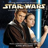 Star Wars Episode 2:  Attack Of The Clones by John Williams