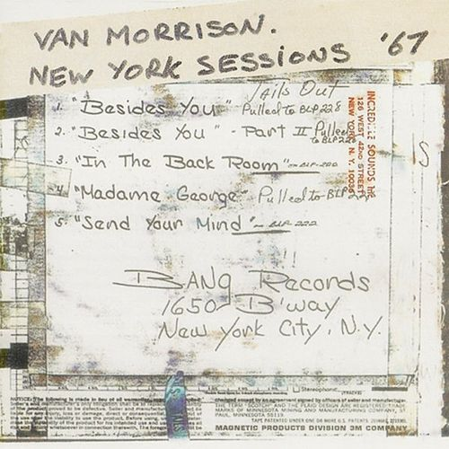 New York Sessions '67 by Van Morrison