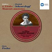 12 Lieder/6 Moments Musicaux D780 by Franz Schubert