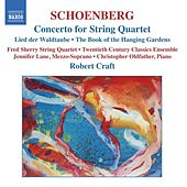 Concerto for String Quartet by Arnold Schoenberg