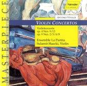 Violin Concertos by Antonio Vivaldi