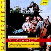 Cello Concertos by Franz Joseph Haydn