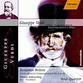 String Quartets by Giuseppe Verdi