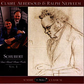 Schubert Four-Hand Piano Works Vol. 1 by Franz Schubert
