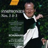 Symphonies Nos. 1 & 3 by Robert Schumann