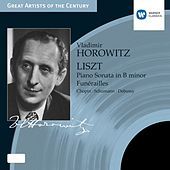 Vladimir Horowitz: Liszt, Choplin, Schumann, and Debussy by Various Artists