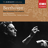 Piano Concertos 3 and 5 by Ludwig van Beethoven