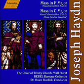 Mass In F Major / Mass In C Minor by Franz Joseph Haydn