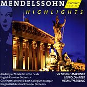 Mendelssohn Highlights by Felix Mendelssohn