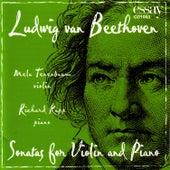 Sonatas For Violin And Piano by Ludwig van Beethoven