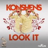 Look It - Single by Konshens