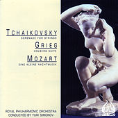 Tchaikovsky - Serenade For Strings / Grieg - Holberg Suite / Mozart - Eine Kleine Nachtmusik by Royal Philharmonic Orchestra