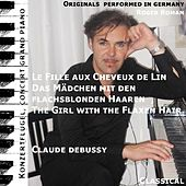 The Girl with the Flaxen Hair , Das Mädchen Mit Den Blonden Haaren , Le Fille Aux Chevaux De Lin (feat. Roger Roman) by Claude Debussy