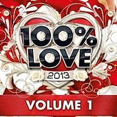 100% Love 2013, Vol. 1 by Audio Groove