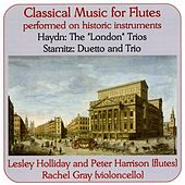 Classical Music for Flutes Performed on Historic Instruments by Lesley Holliday