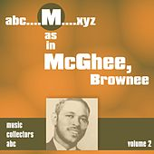 M as is MCGHEE, Brownee (Volume 2) by Brownie McGhee