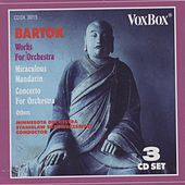 Bartok: Works For Orchestra by Minnesota Orchestra