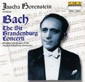 Bach: Brandenburg Concertos / Jascha Horenstein by Vienna Symphony Orchestra