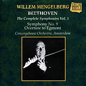 Mengelberg Conducts Beethoven, Vol. 5 by Concertgebouw Orchestra of Amsterdam