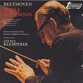 Beethoven: Missa Solemnis by Vienna Symphony Orchestra