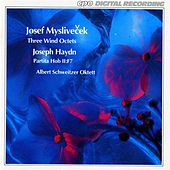 Myslivecek: Three Wind Octets - Haydn: Partita, Hob.II:F7 by Albert Schweitzer Octet