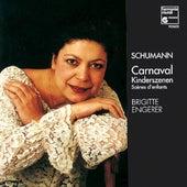 Schumann: Carnaval, Kinderszenen by Brigitte Engerer