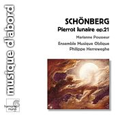 Schönberg: Pierrot lunaire by Various Artists