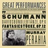 Schumann: Davidsbündlertänze; Fantasiestücke by Murray Perahia