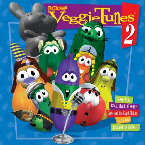 Veggie Tunes 2 By Veggietales Rhapsody