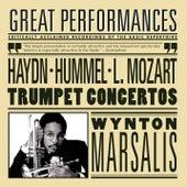Haydn, Hummel, L. Mozart: Trumpet Concertos by Wynton Marsalis