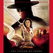 Legend Of Zorro [original Motion Picture Soundtrack] von James Horner