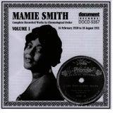 Mamie Smith Vol. 1 (1920-1921) von Mamie Smith