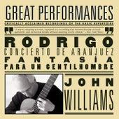Rodrigo: Concierto de Aranjuez, Fantasía para un gentilhombre; Albeniz by Various Artists