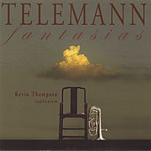 Telemann Fantasias by Georg Philipp Telemann