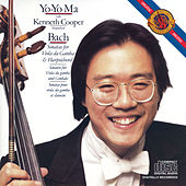 Bach: Sonatas for Viola da Gamba and Harpsichord by Yo-Yo Ma