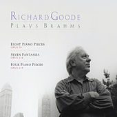 Brahms: Piano Pieces, Opp. 76 & 119/Fantasies, Op. 116 by Richard Goode