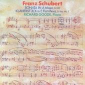 Schubert: Sonata In A Major, D. 959 / Klavierstuck In E Flat Minor, D. 946, No. 1 by Richard Goode