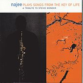 Plays Songs From The Key Of Life - A Tribute to Stevie Wonder by Najee