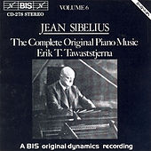Sibelius: Complete Original Piano Music, Vol. 6 by Jean Sibelius