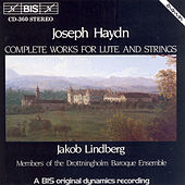 Complete Works For Lute And Strings by Franz Joseph Haydn