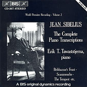 Complete Piano Transcriptions, Vol. 2 by Jean Sibelius