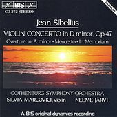 Violin Concerto In D Minor/Overture In A Minor/Menuetto/In Memoriam by Jean Sibelius