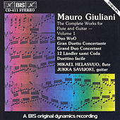 Complete Works For Flute And Guitar, Vol. 1 by Mauro Giuliani